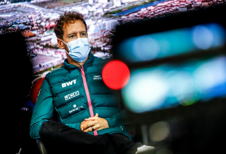 Vettel blickt auf Jahr 2022: «Herausforderung vor uns»