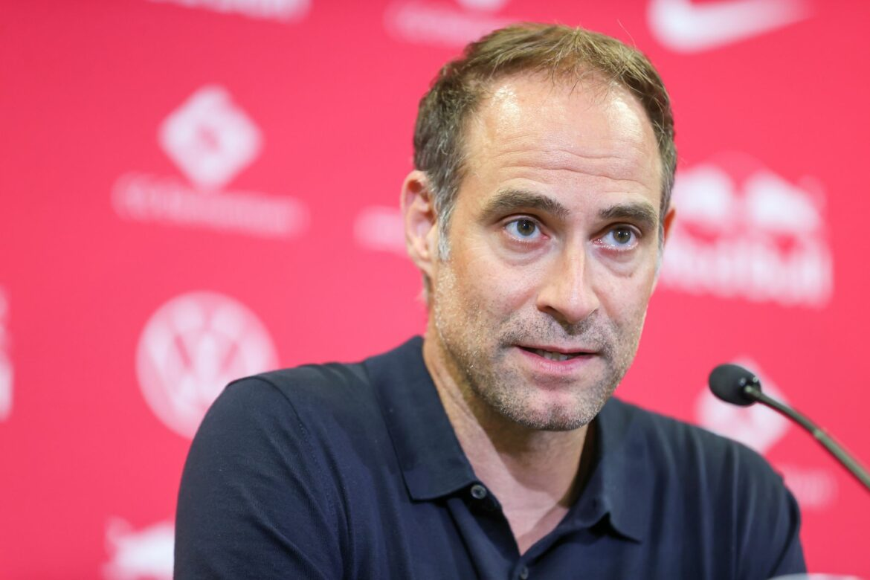 Mintzlaff:Konkrete Gespräche wegen Sportdirektor-Posten