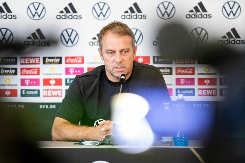 Flick will mehr Gemeinschaftssinn im deutschen Fußball