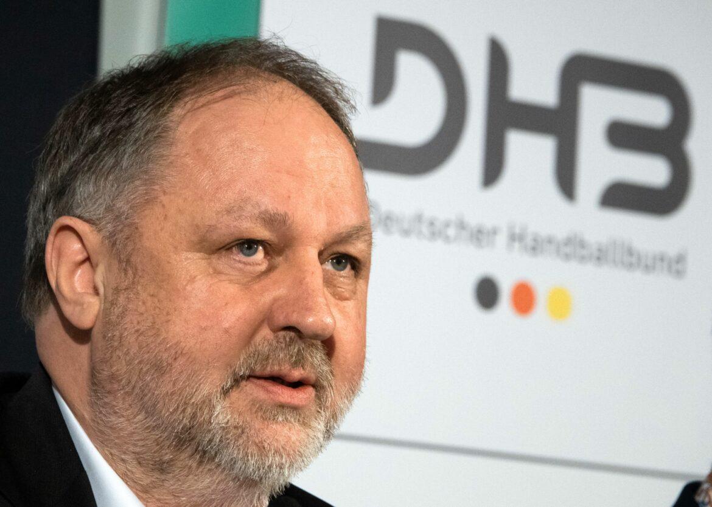 Michelmann als Präsident des DHB wiedergewählt