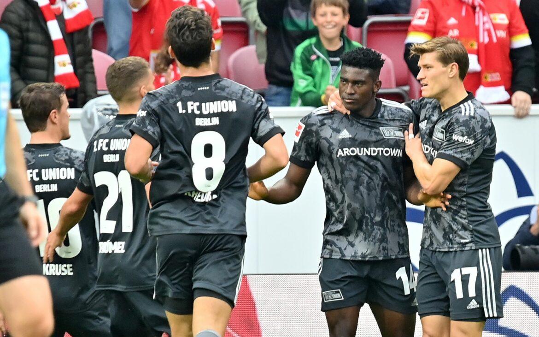 100. Union-Bundesligator: Awoniyi sorgt für Sieg in Mainz
