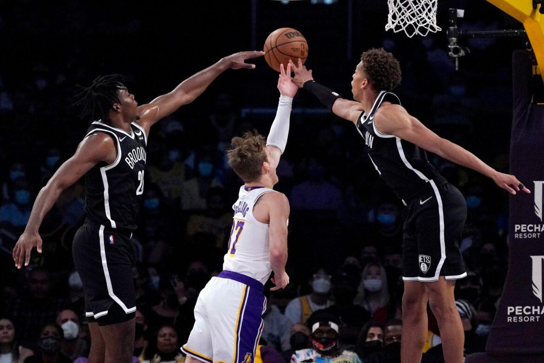 NBA startet in Saisonvorbereitung: Nets besiegen Lakers