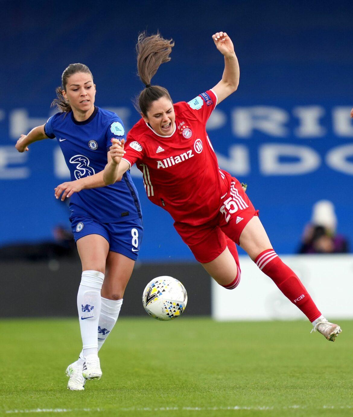 Champions League der Frauen: Neues Gewand und eigene Hymne
