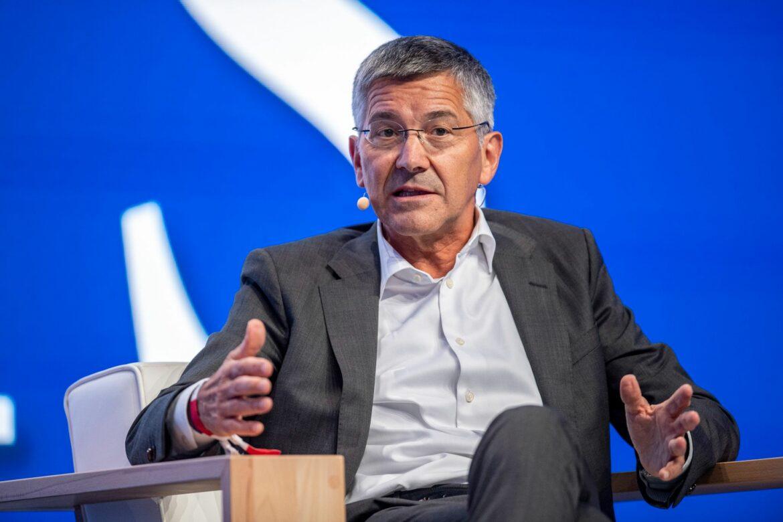 Herbert Hainer zur Frauen-Königsklasse: Neue Zeitrechnung