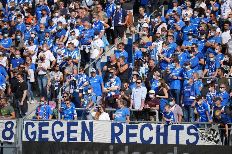 Darmstadt 98 darf Heimstadion zu 90 Prozent auslasten