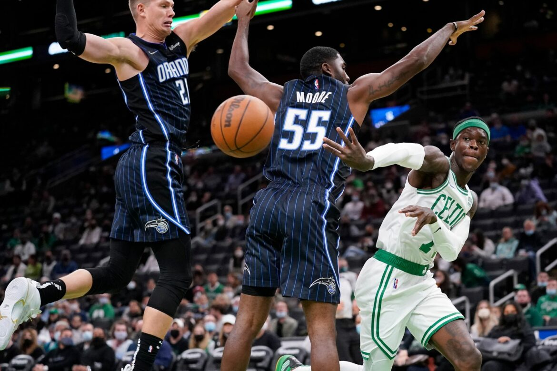 Schröder gewinnt mit Celtics gegen Orlando Magic