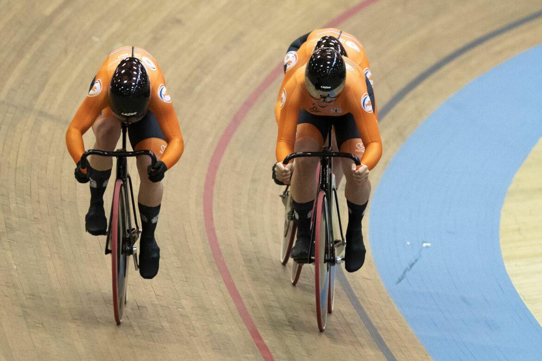 Niederländische Frauen mit Weltrekord im Teamsprint