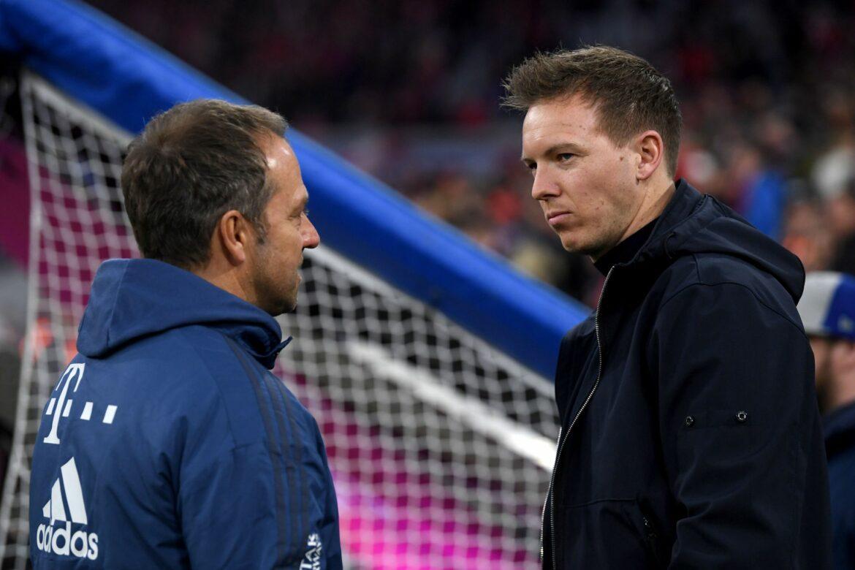 100 Tage Nagelsmann: Flick lobt Nachfolger beim FC Bayern