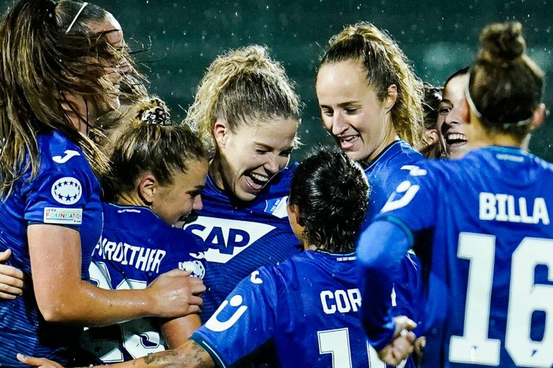 Hoffenheim-Frauen starten erfolgreich – Bayern mit Remis
