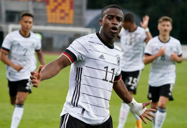 Moukoko fällt verletzt für U21-Länderspiele aus