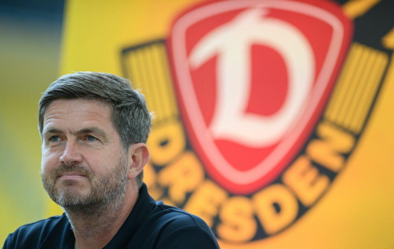 Dynamo Dresden verlängert mit Sportchef Becker