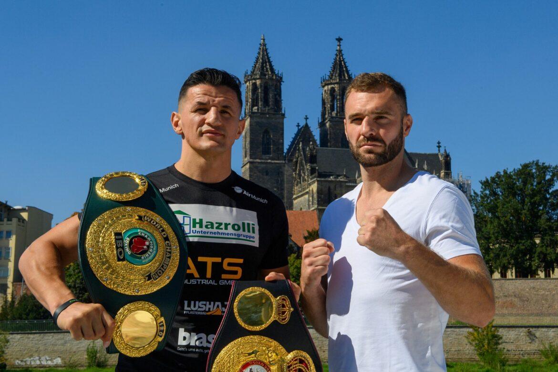 Box-Weltmeister Krasniqi: Verstehe die Sorge meiner Mutter