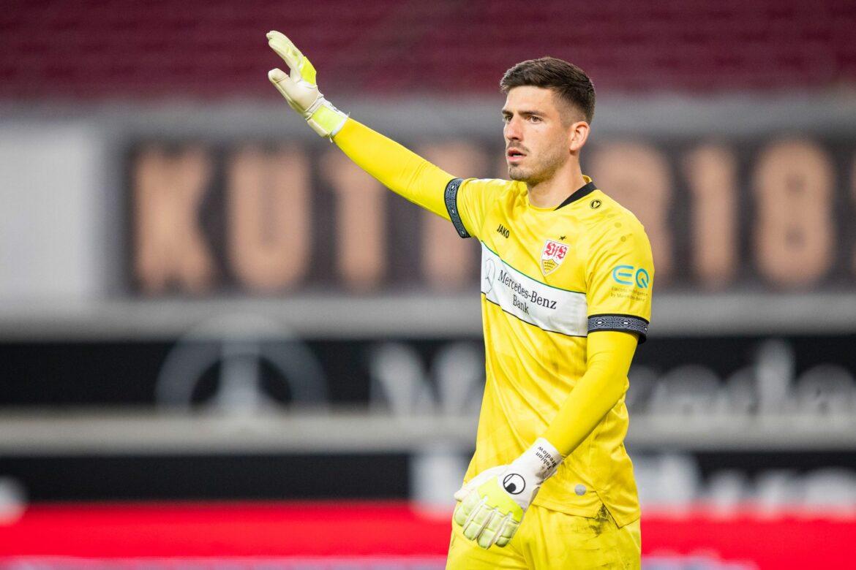 Nächster Corona-Fall beim VfB: Keeper Bredlow in Quarantäne