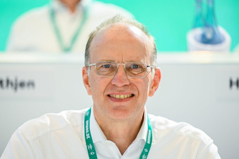 Marco Fuchs neuer Aufsichtsratsboss bei Werder