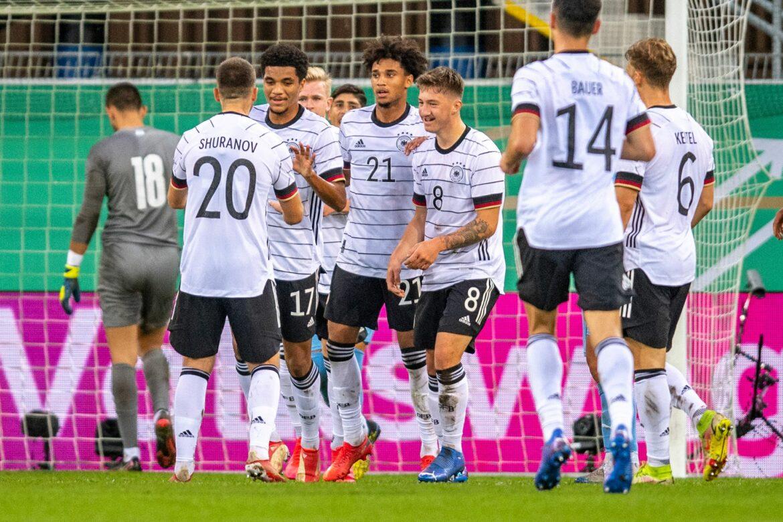 Debüt-Sieg von Di Salvo: U21 gewinnt gegen Israel