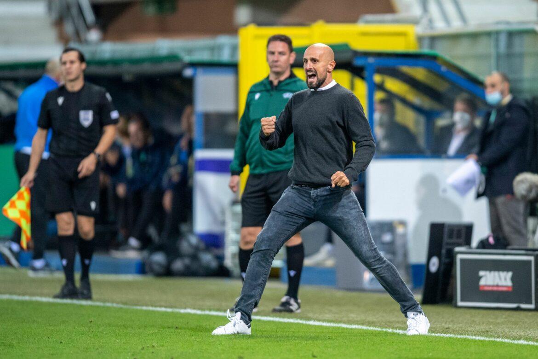 U21-Coach Di Salvo glücklich über späten Debüt-Sieg