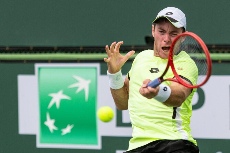 Koepfer verliert Auftaktmatch in Indian Wells