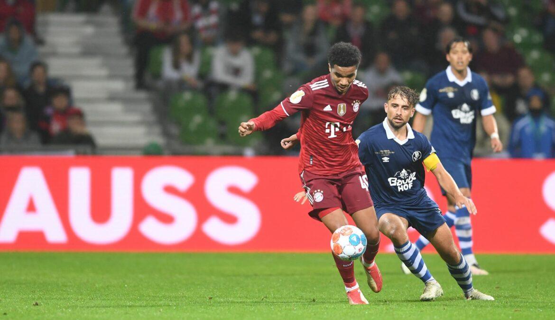 Tillman hofft auf Bundesliga: «Der Weg ist noch weit»