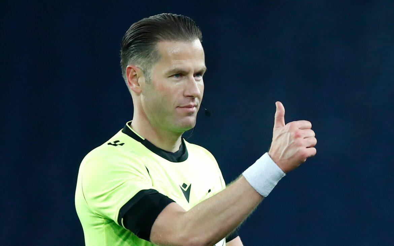 Makkelie pfeift DFB-Spiel in Skopje