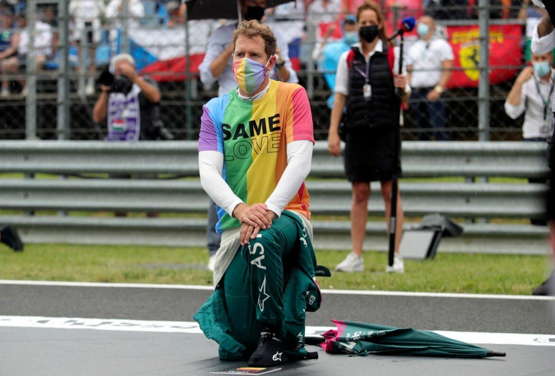 Vettel: «Unterschiede feiern, statt davor Angst zu haben»