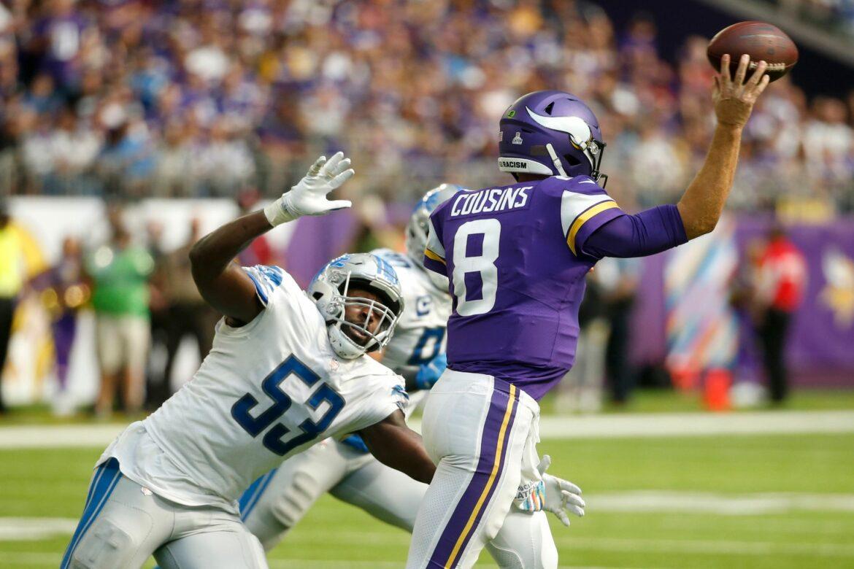 St. Brown wartet mit Lions weiter auf ersten NFL-Sieg