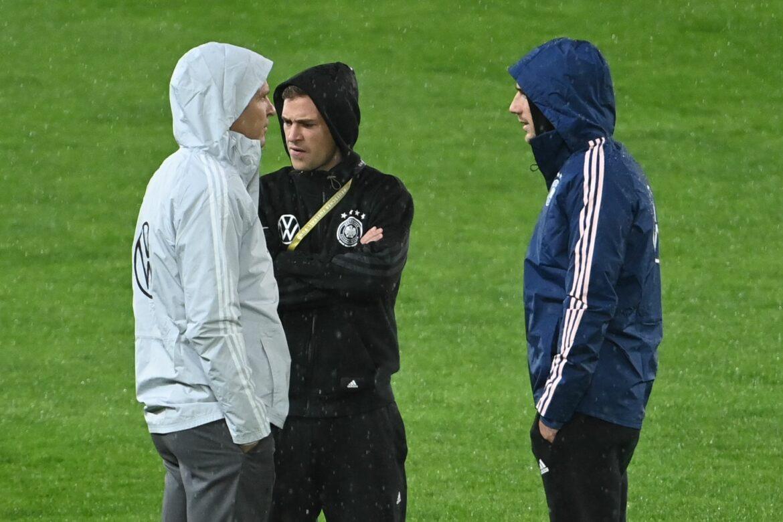 Fünf Wechsel: Mit Müller und Havertz gegen Nordmazedonien