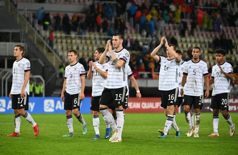 Die deutsche Fußball-Nationalmannschaft in der Einzelkritik