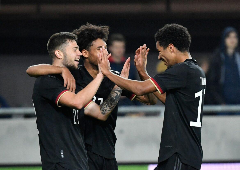 Deutsche U21 mit zweitem Sieg für Trainer Di Salvo