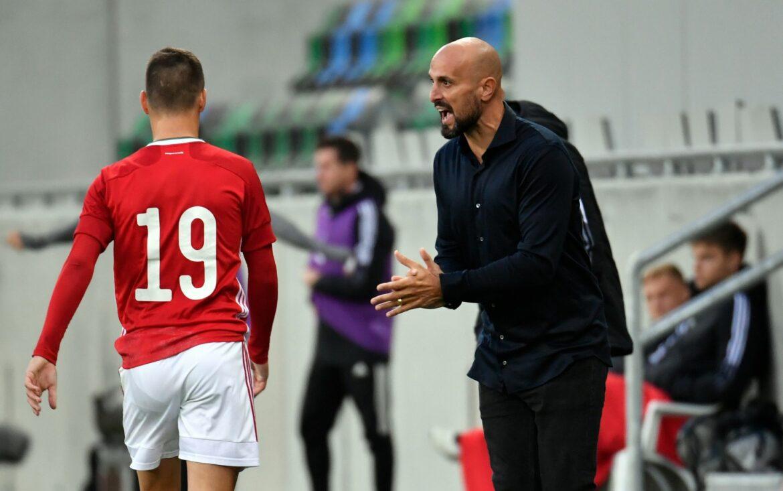 U21-Coach Di Salvo trotz 5:1: «Viele Stellschrauben»