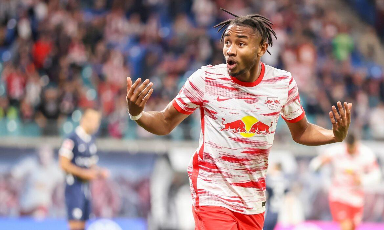 Leipzigs Nkunku vor PSG-Gastspiel: «Wir haben eine Chance»