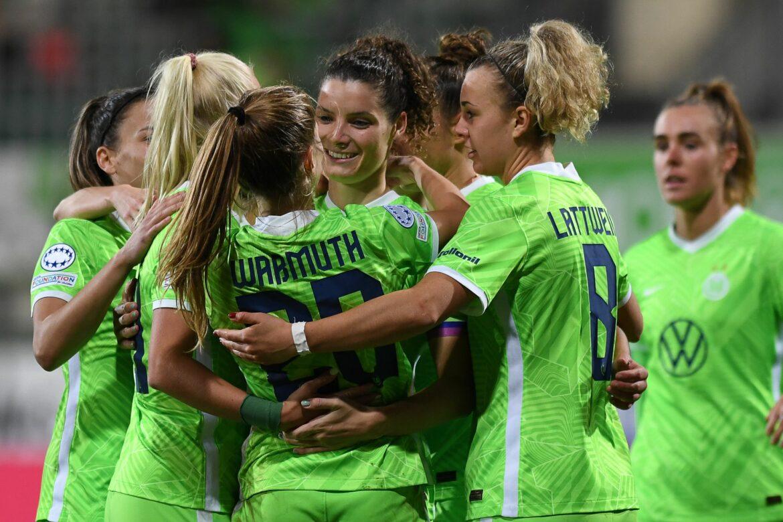 Wolfsburger Frauen besiegen locker Servette FC Chenois