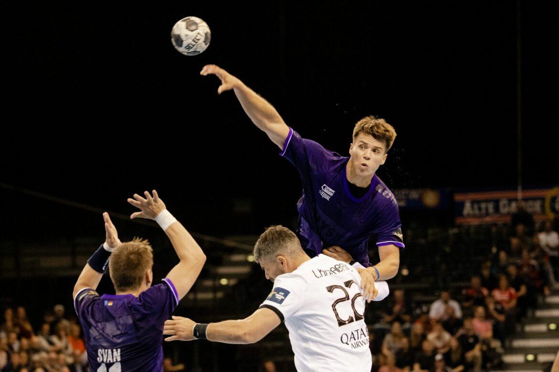 Flensburgs Handballer chancenlos gegen Kielce