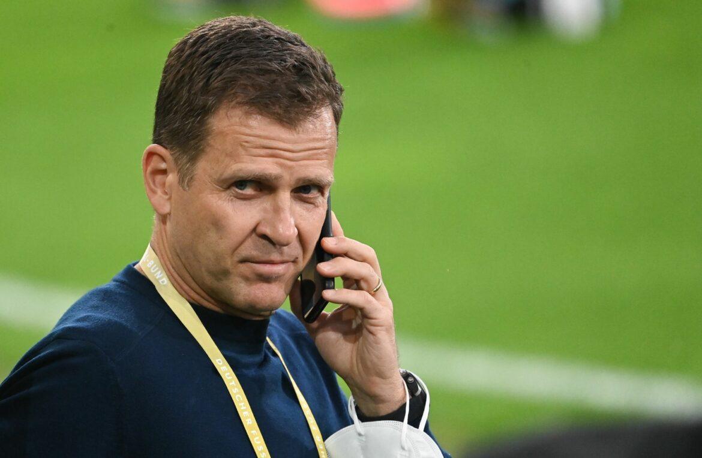 Bierhoff: DFB-Team hat «Qualität für die Weltspitze»