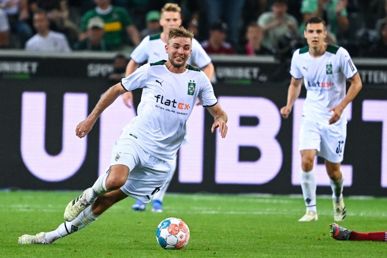 Gladbach ohne Kramer und Bensebaini gegen Stuttgart
