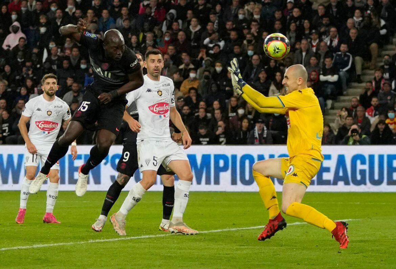 PSG gewinnt ohne Messi und Neymar – 2:1 gegen Angers