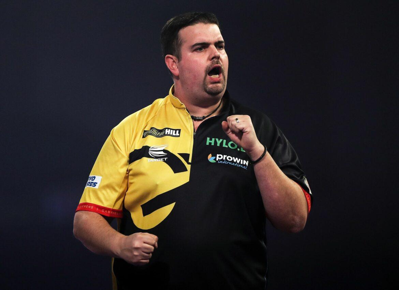 Darts-Profi Clemens verliert Auftakt bei Europameisterschaft
