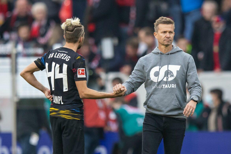 Trainer Marsch: Unterstützung im Verein «sehr stark»