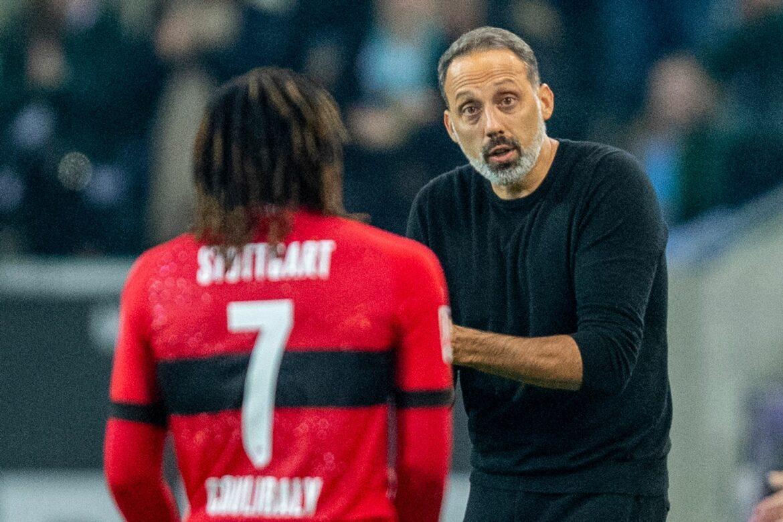 Trotz Corona-Chaos: Keine «Hysterie» beim VfB