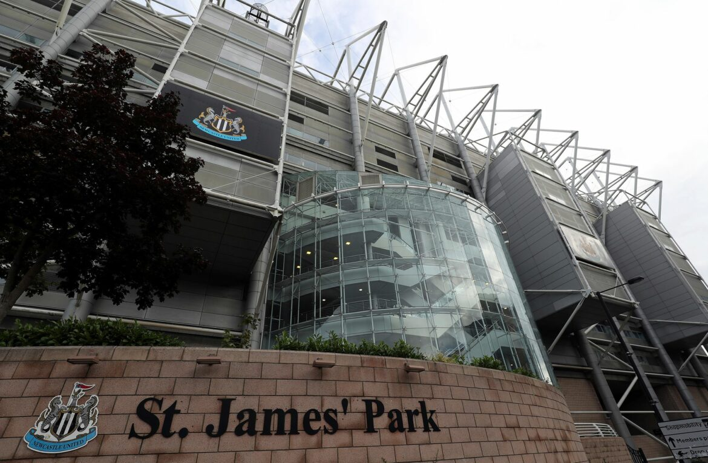 Notfall beim Spiel zwischen Newcastle und Tottenham