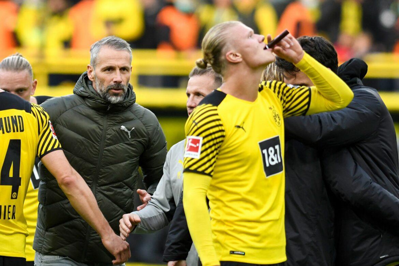 BVB-Trainer Rose zu Haaland-Verbleib: «Nicht unrealistisch»