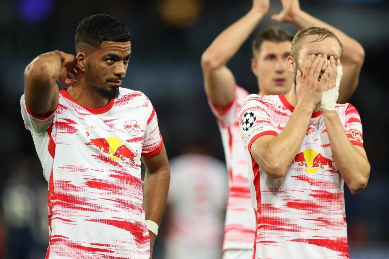 Leipzig hadert nach Pleite in Paris