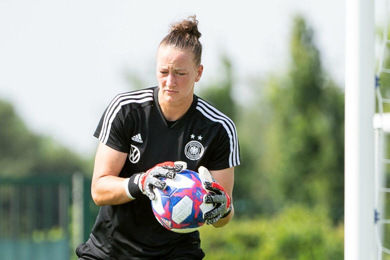 Almuth Schult mittendrin: Torhüterinnen-Casting im DFB-Team