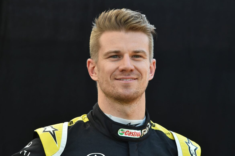 Formel-1-Ersatzpilot Hülkenberg dreht erste Indycar-Runden