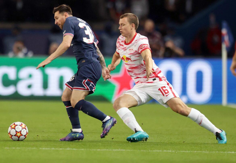 Leipzigs Nationalspieler Klostermann fällt verletzt aus